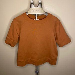 Uniqlo Short Sleeve Sweatshirt Size XS